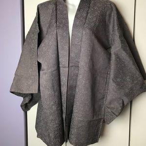 Jackets & Blazers - Vintage Haiori Jacket/Kimono